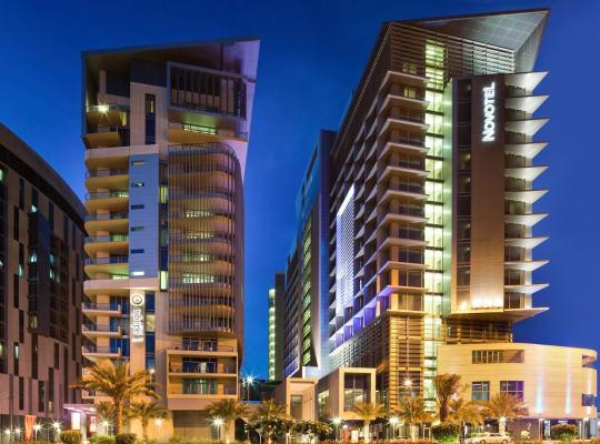 酒店照片: Novotel Abu Dhabi Al Bustan