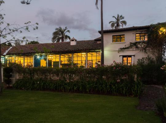 Φωτογραφίες του ξενοδοχείου: Hotel Boutique Casa de Hacienda Su Merced