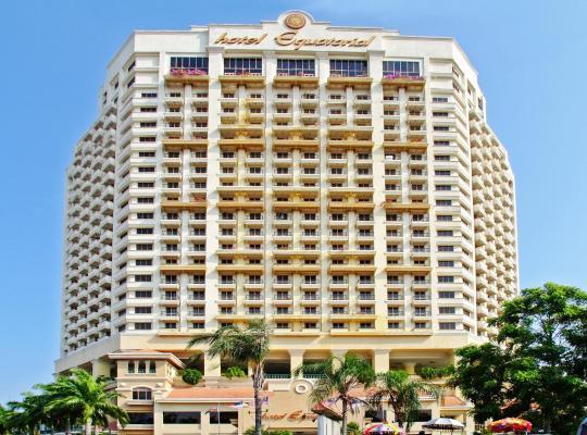 Фотографії готелю: Hotel Equatorial Melaka