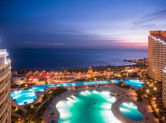 Хотел снимки: Porto Sokhna Beach Resort