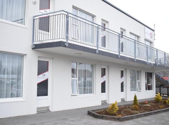 Viesnīcas bildes: Arctic Nature Hotel