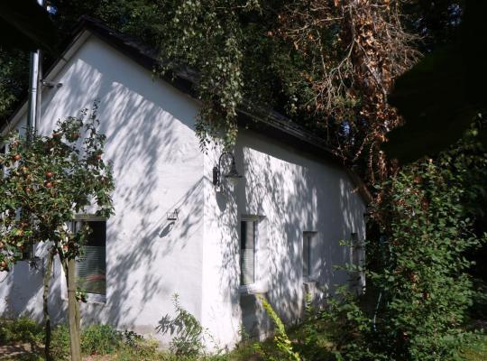 Хотел снимки: Walddomizil Kleinmachnow