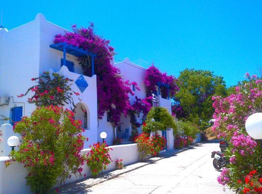 Hotellet fotos: Pelagos Studios