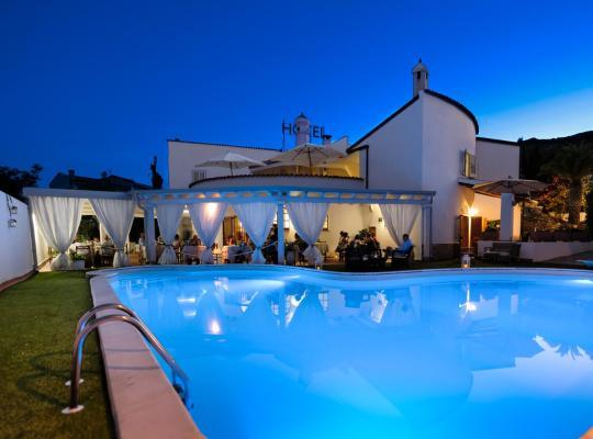 รูปภาพจากโรงแรม: Hotel Ristorante L'Aragosta