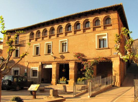 ホテルの写真: Hospederia de Loarre