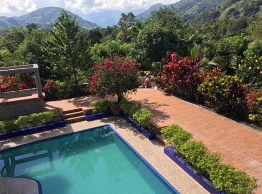 Fotos do Hotel: Mountain view Villa