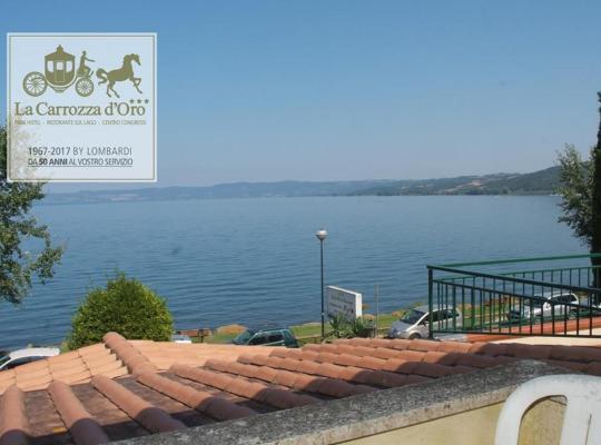 Hotel bilder: La Carrozza d'Oro