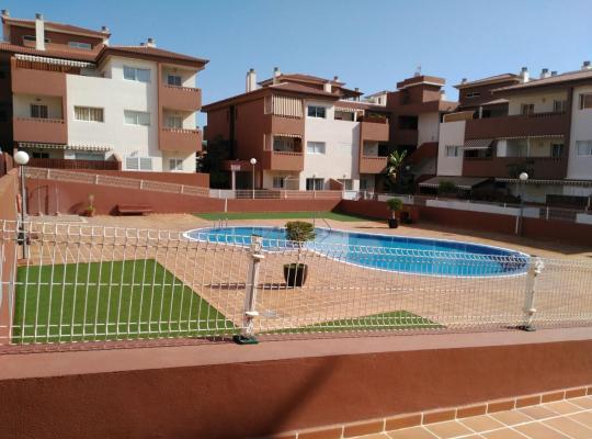 Фотографии гостиницы: Apartamento Delgado y Ruiz