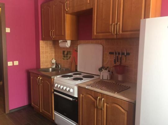 תמונות מלון: Apartments on Slavinskogo 64