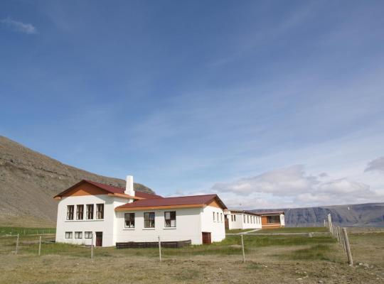 Foto dell'hotel: Hotel Latrabjarg