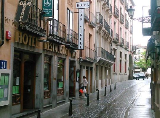 Хотел снимки: San Miguel