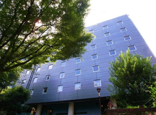 Otel fotoğrafları: HOTEL MYSTAYS Nishi Shinjuku