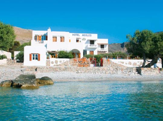 ホテルの写真: Aeolos Beach Hotel