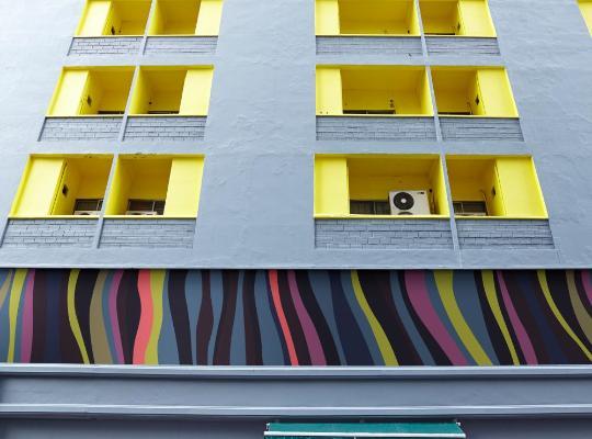Otel fotoğrafları: Baiyoke Boutique Hotel