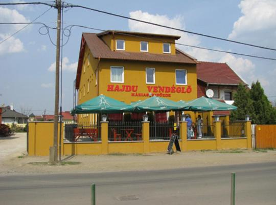 Фотографии гостиницы: Hajdu Vendéglő és Panzió