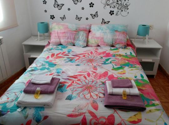 Képek: Apartamento Carabanchel Castizo