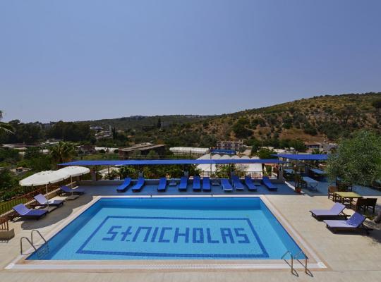 รูปภาพจากโรงแรม: Patara Delfin Hotel