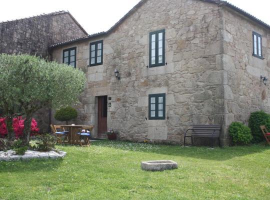 Хотел снимки: A Casa da Meixida