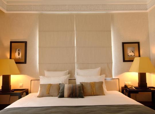 Hotel bilder: Le Riad Villa Blanche