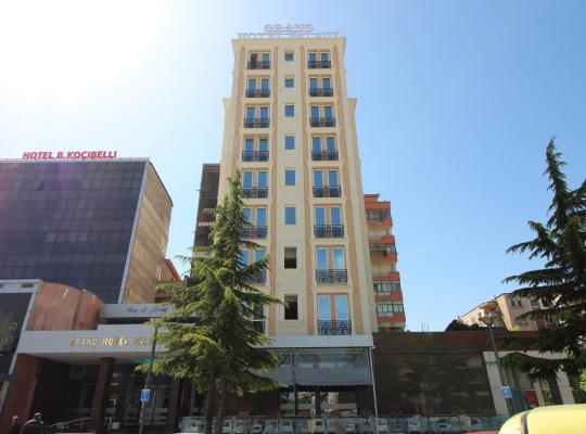 Zdjęcia obiektu: Grand Hotel Palace Korca