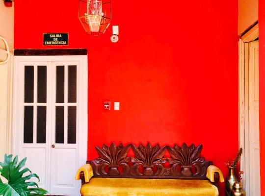 Φωτογραφίες του ξενοδοχείου: Casa Mexicana