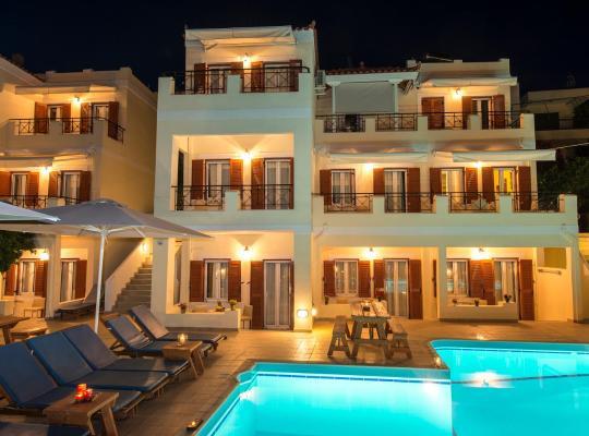 Φωτογραφίες του ξενοδοχείου: Kostis Villas