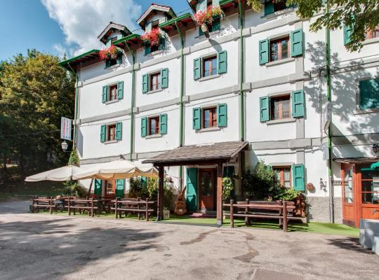 Fotos do Hotel: Hotel Granduca Campigna