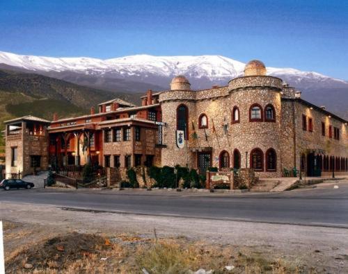 Хотел снимки: Hospederia del Zenete