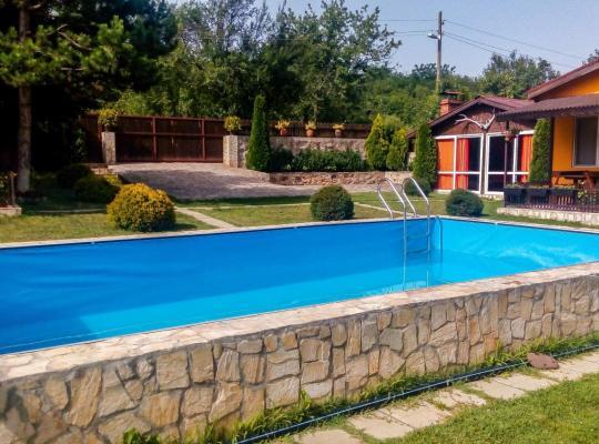 Hotel foto 's: Villa Markashnica