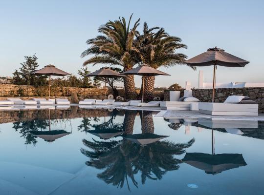 호텔 사진: Ostraco Suites