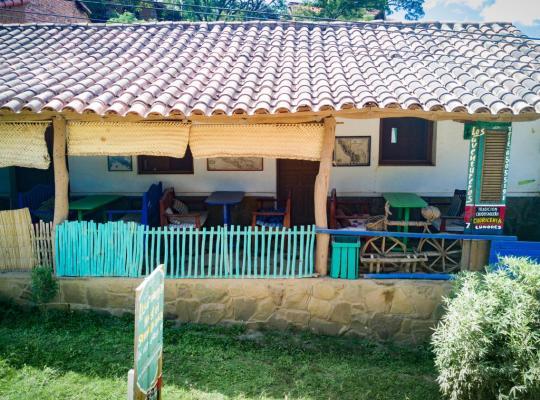 Φωτογραφίες του ξενοδοχείου: Los Aventureros Samaipata
