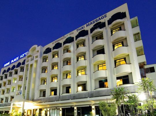 Fotos do Hotel: Rome Place Hotel