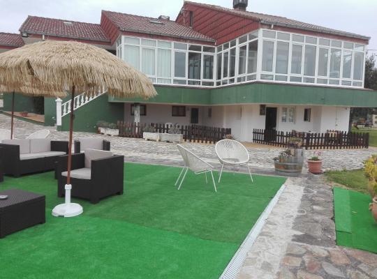 Viesnīcas bildes: Alojamientos el Paramo