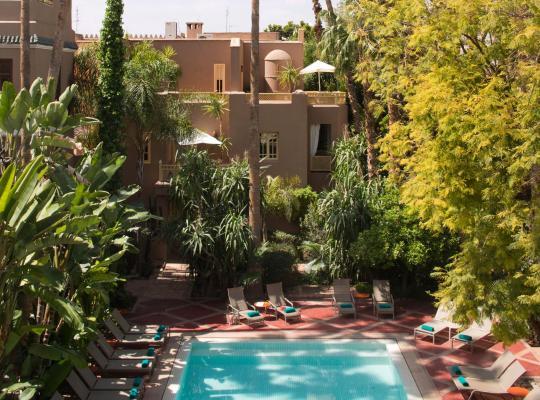 Hotel bilder: Les Jardins De La Médina