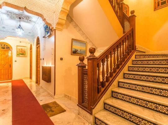 Хотел снимки: Hotel Borj Mogador