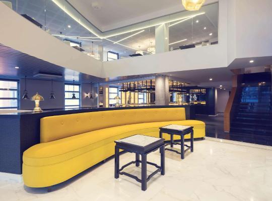 Фотографии гостиницы: Hotel Mercure Jardines de Albia