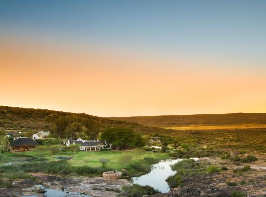 Foto dell'hotel: Bushmans Kloof Wilderness Reserve and Wellness Retreat