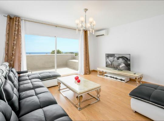 Hotellet fotos: Luxury Penthouse with Sea View
