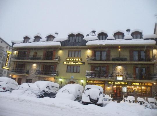 Хотел снимки: Hotel Llibrada