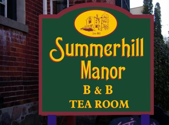תמונות מלון: Summerhill Manor Bed & Breakfast and Tea Room
