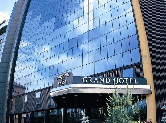 酒店照片: Grand Hotel Barone Di Sassj