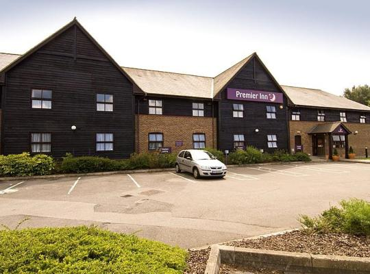 酒店照片: Premier Inn Farnborough West - Southwood