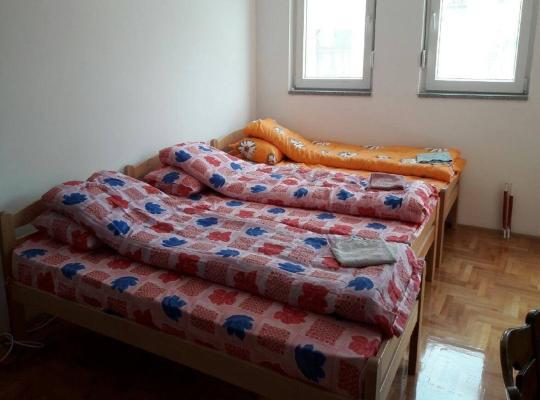 รูปภาพจากโรงแรม: Apartments Mece