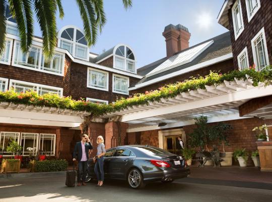 Képek: Stanford Park Hotel