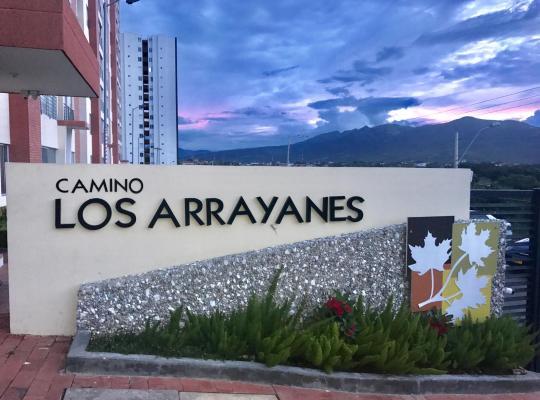 Fotos de Hotel: Caminos de arrayanes