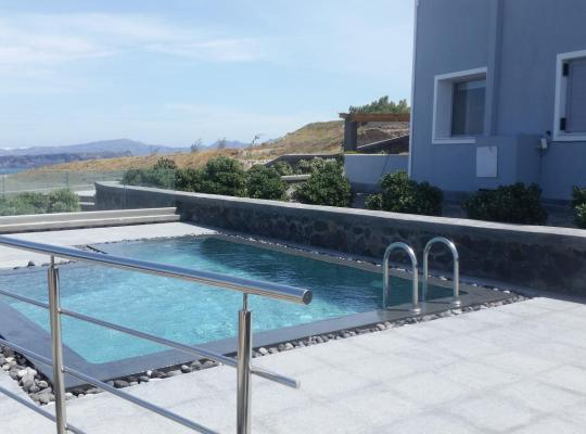Képek: Our Villa Santorini