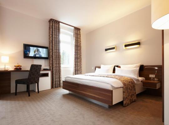 Φωτογραφίες του ξενοδοχείου: Landhotel Bielefelder Höhe