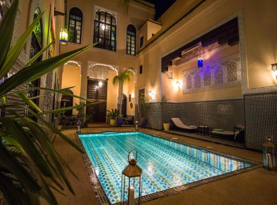 Viesnīcas bildes: Riad Fes Baraka