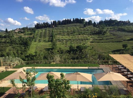 Fotos do Hotel: Borgo Del Cabreo