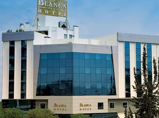 Φωτογραφίες του ξενοδοχείου: Blanca Hotel